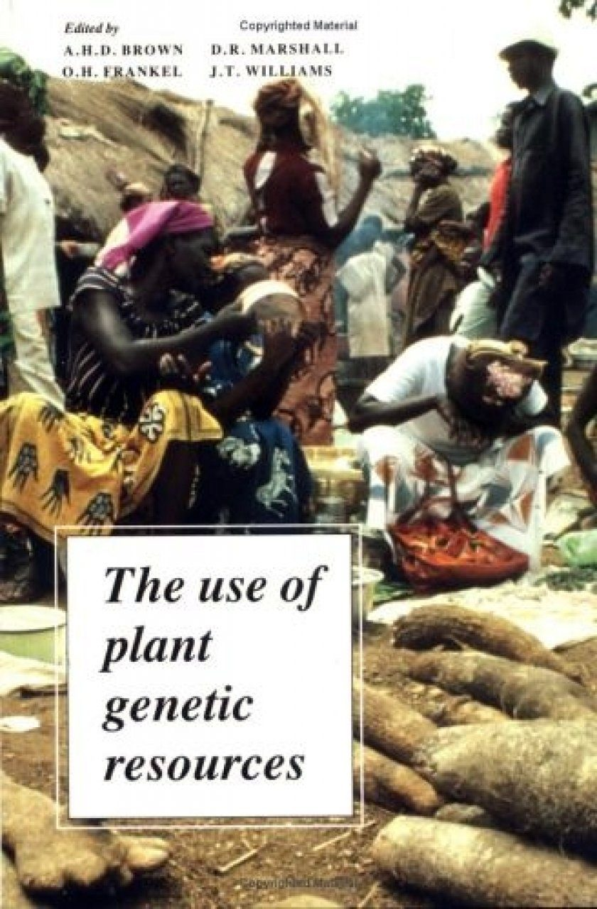 The Use of Plant Genetic Resources