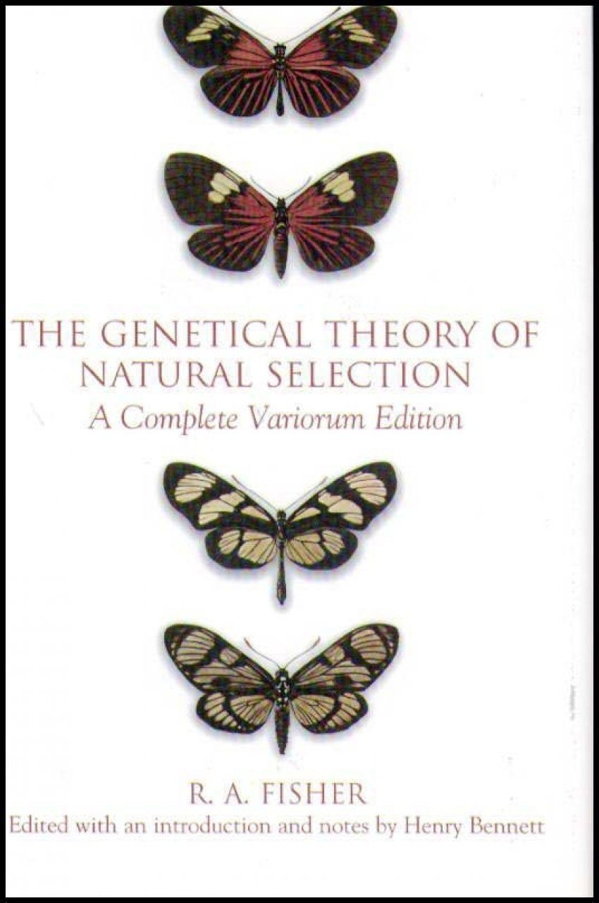 The Genetical Theory of Natural Selection