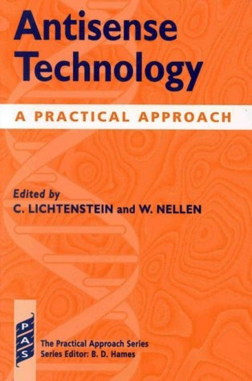 Antisense Technologies: A Practical Approach