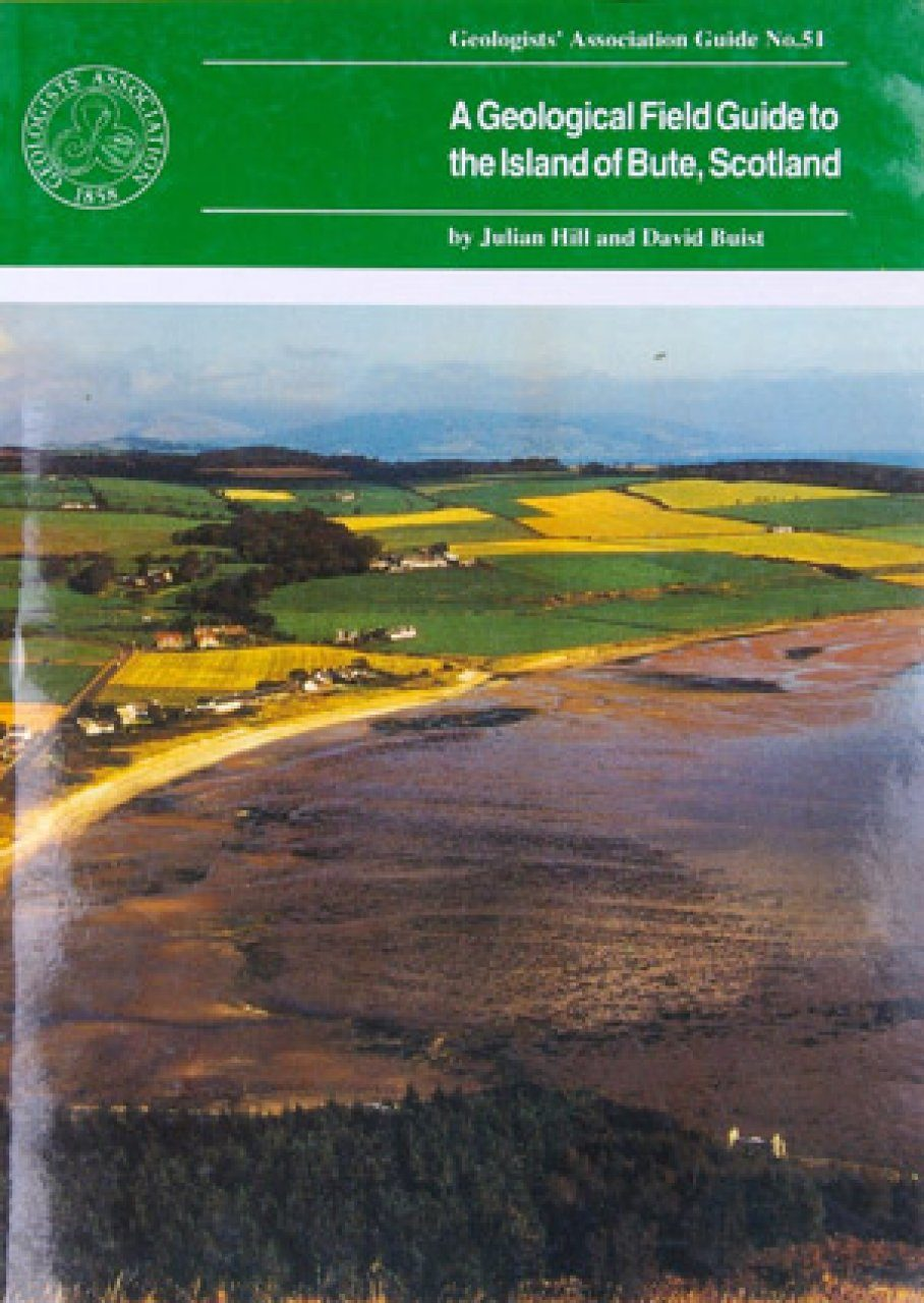 A Geological Field Guide to the Island of Bute, Scotland