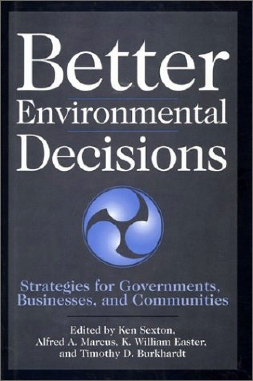 Better Environmental Decisions