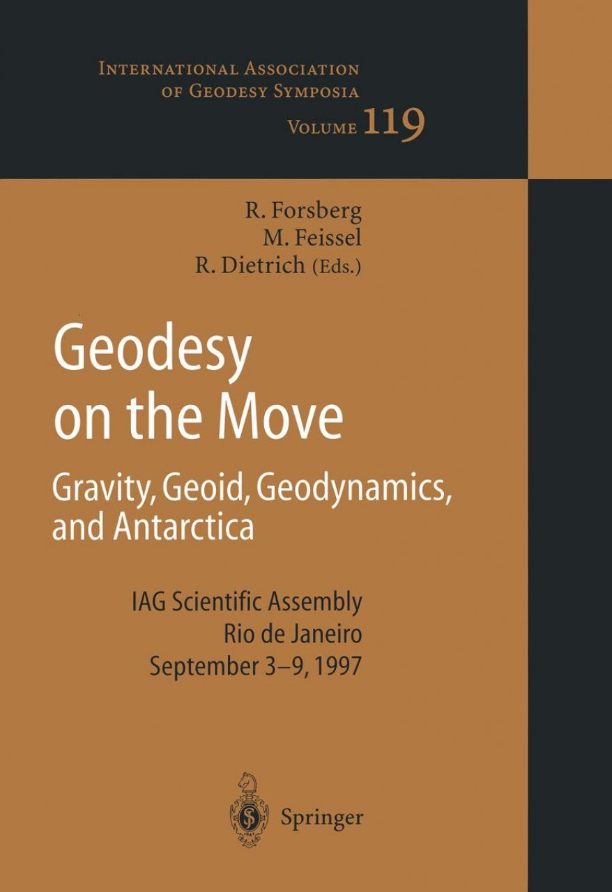 Geodesy on the Move