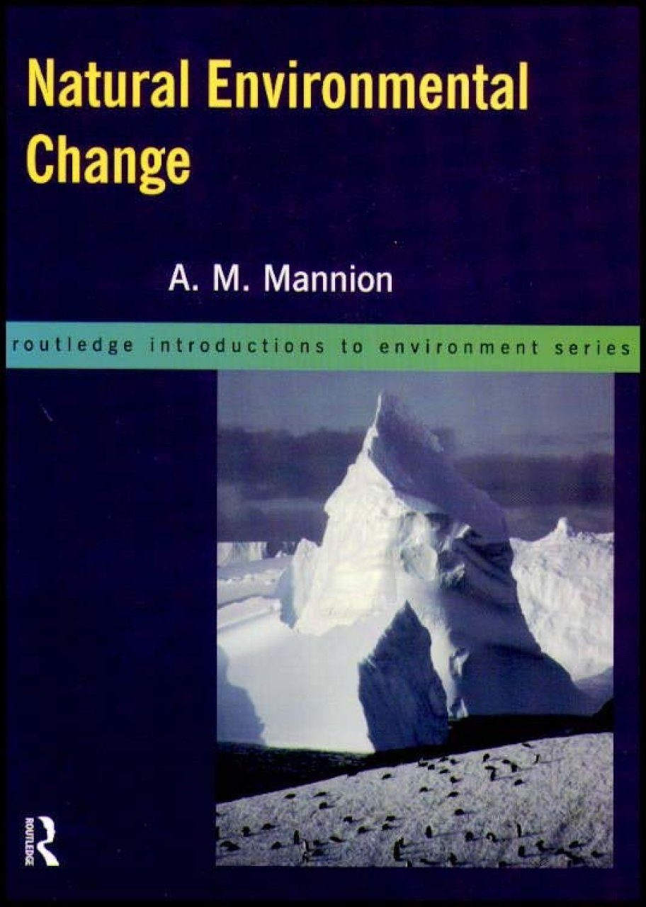 Natural Environmental Change