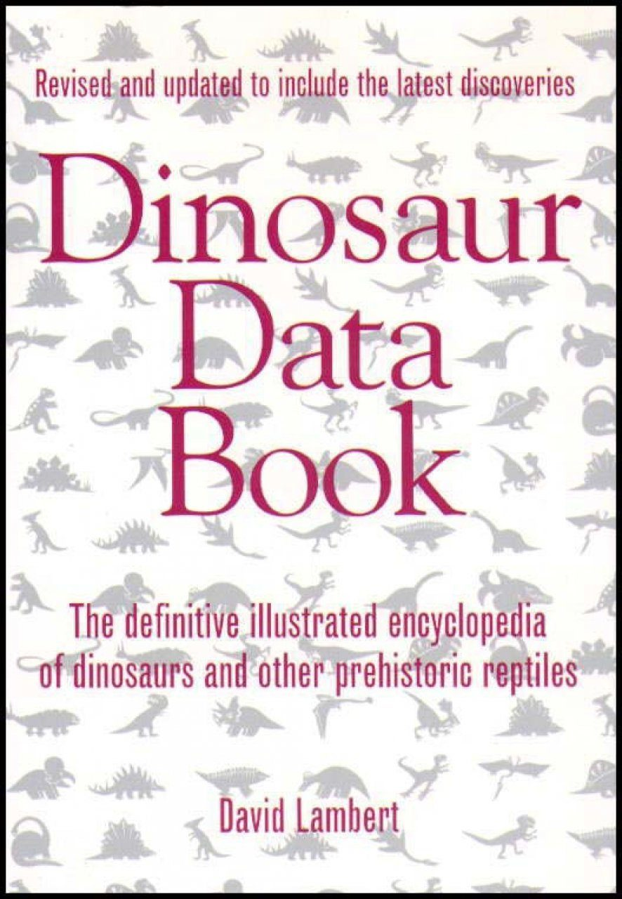 Dinosaur Data Book