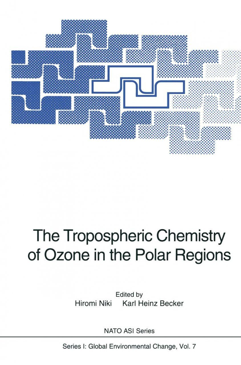 The Tropospheric Chemistry of Ozone in the Polar Regions