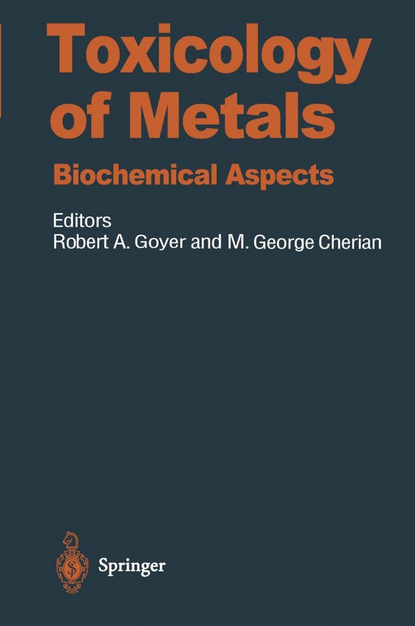 Toxicology of Metals