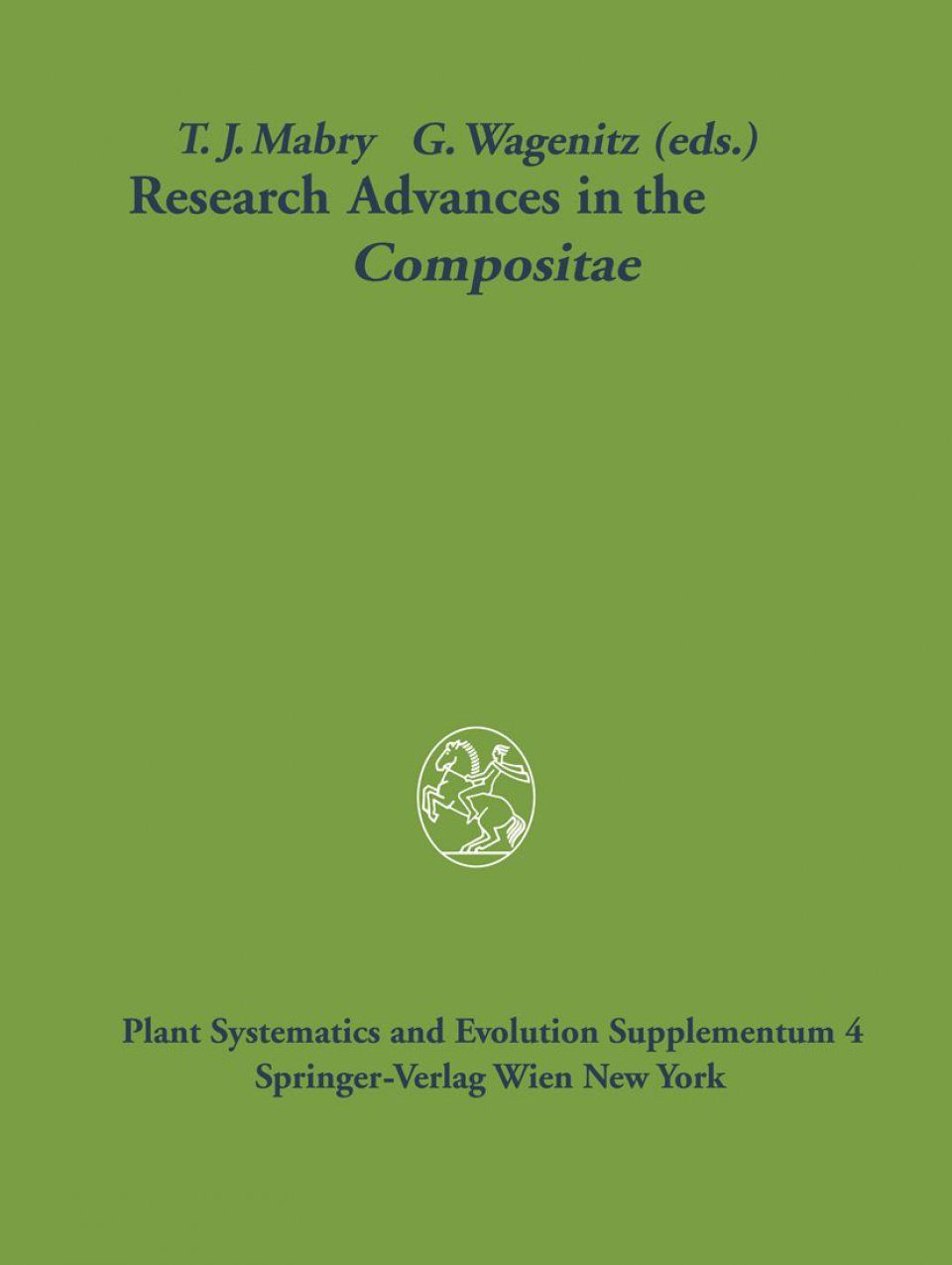 Research Advances in the Compositae
