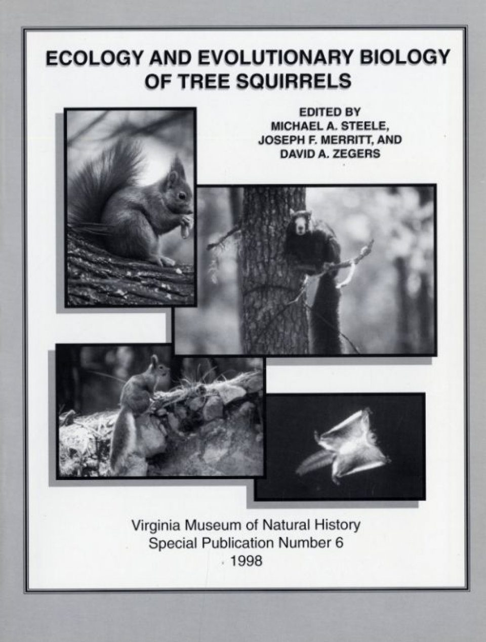 Ecology and Evolutionary Biology of Tree Squirrels