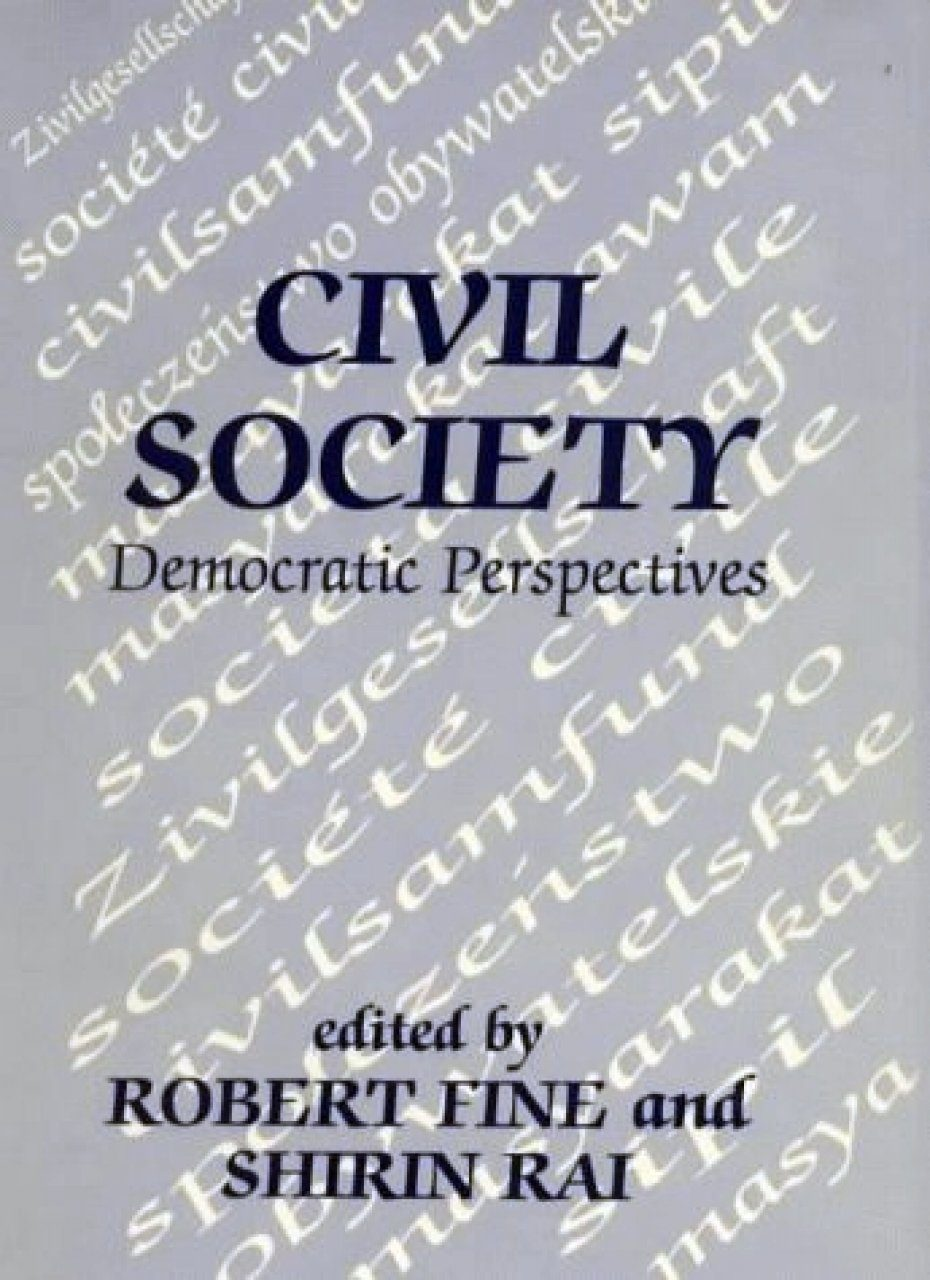 Civil Society: Democratic Pressures