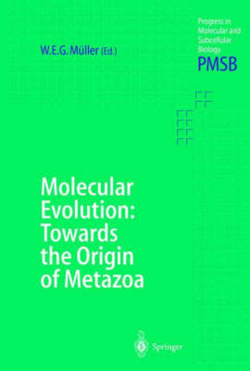 Molecular Evolution: Towards the Origin of Metazoa