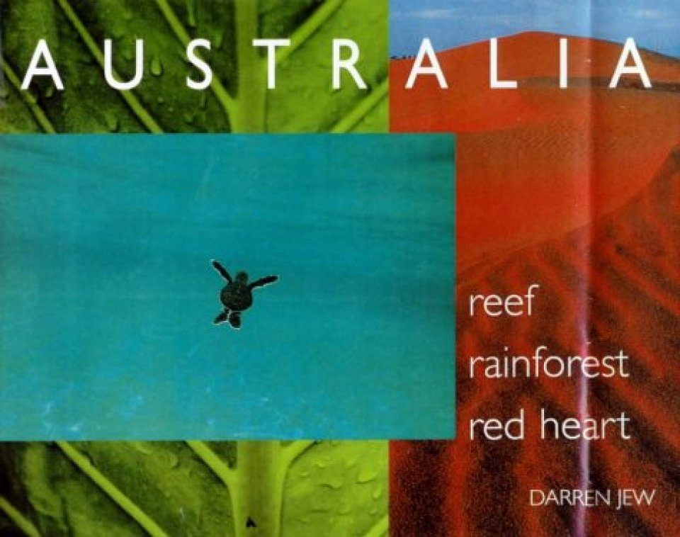 Australia: Reef, Rainforest, Red Heart