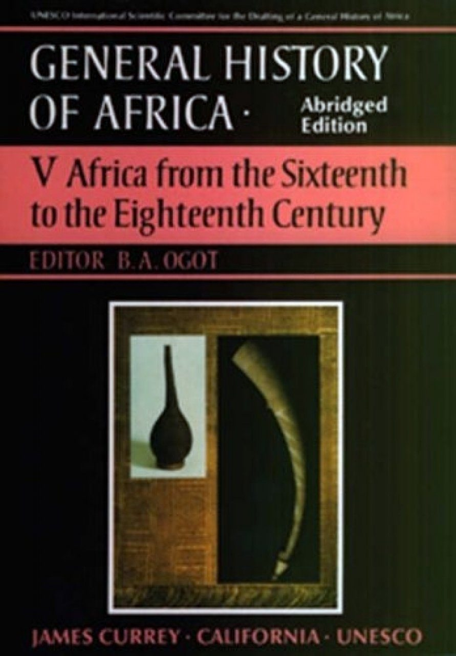 UNESCO General History of Africa, Volume 5