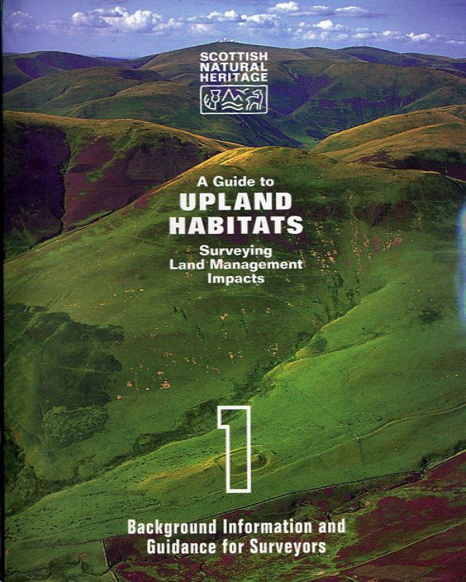 A Guide to Upland Habitats (2-Volume Set)