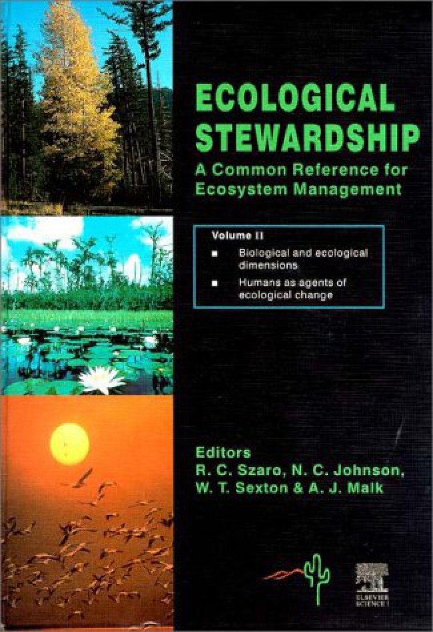 The Ecological Stewardship Project (3-Volume Set)