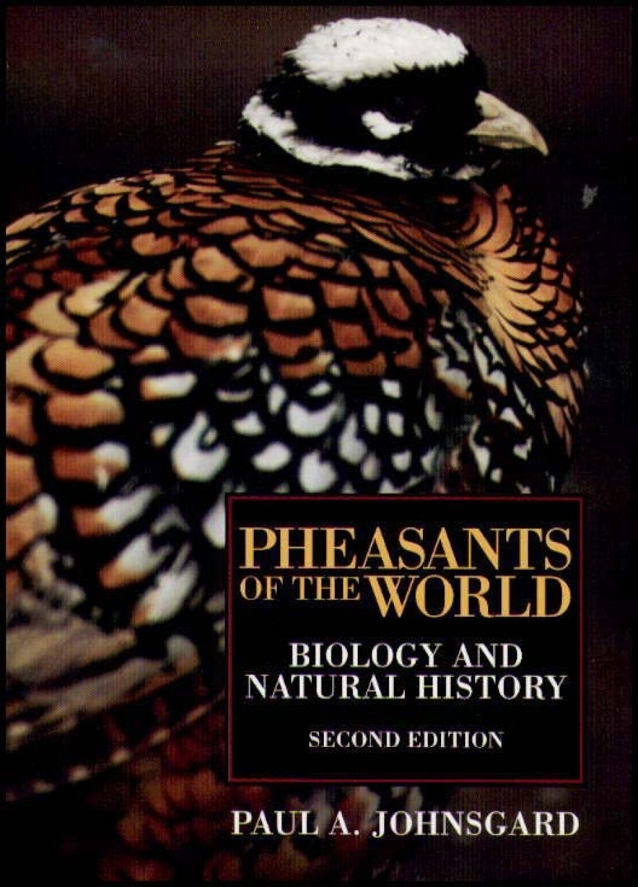 Pheasants of the World