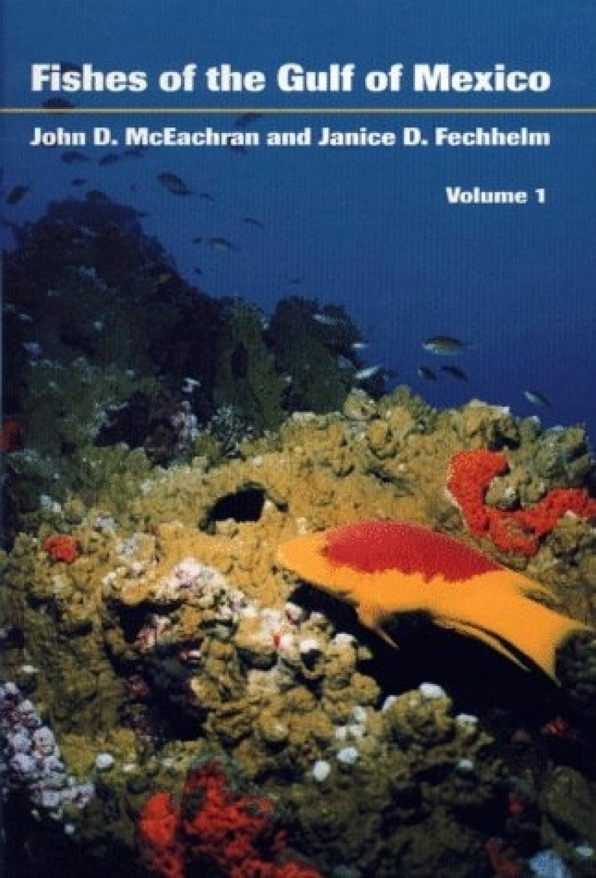 Fishes of the Gulf of Mexico, Volume 1: Myxiniformes to Gasterosteiformes