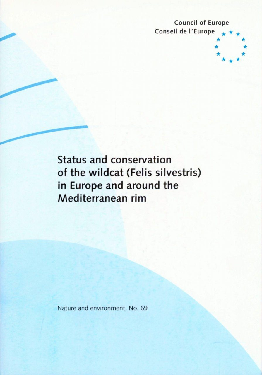 Status and Conservation of the Wildcat (Felis Silvestris) in Europe and Around the Mediterranean Rim