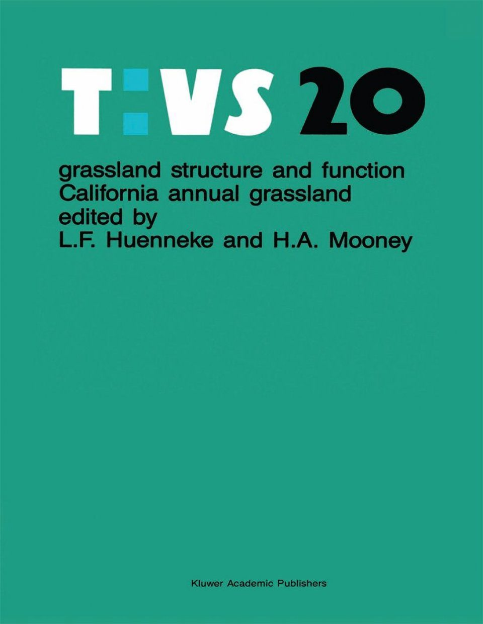 Grassland Structure and Function