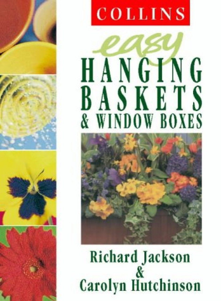 Easy Hanging Baskets and Window Boxes