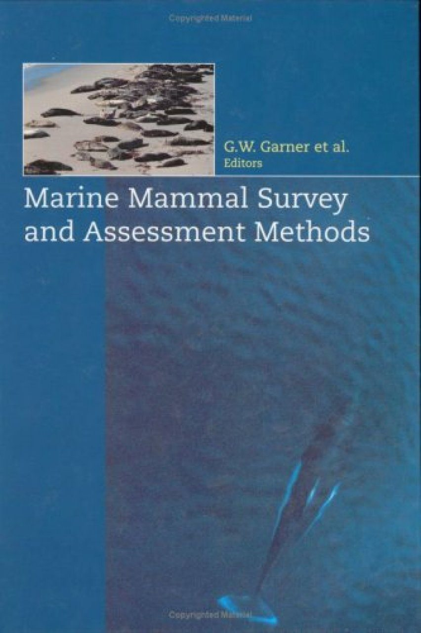 Marine Mammal Survey and Assessment Methods