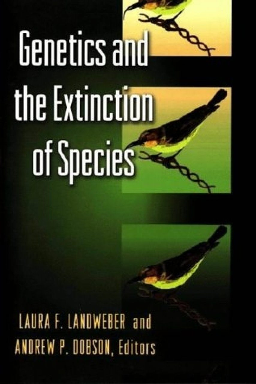 Genetics and the Extinction of Species
