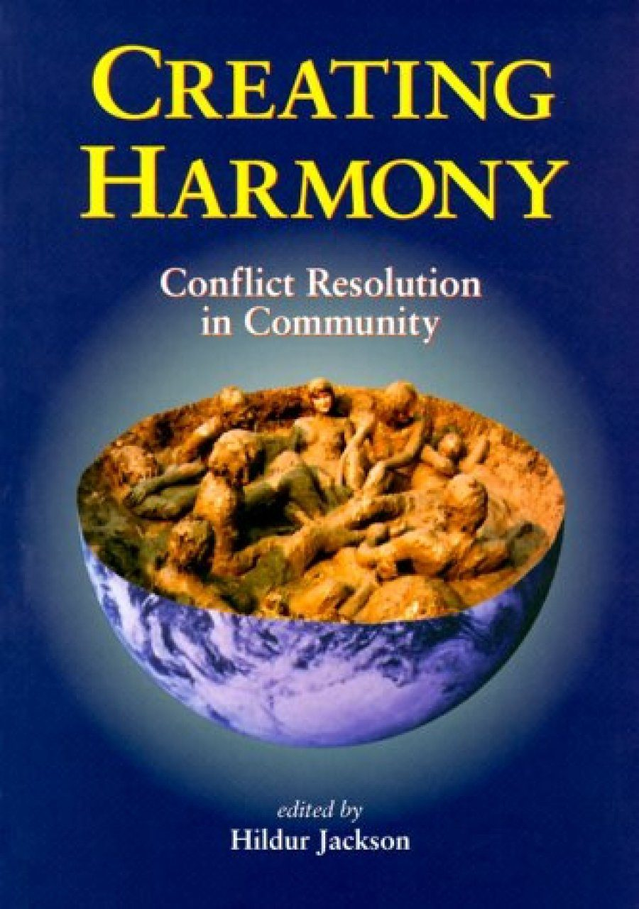 Creating Harmony: Conflict Resolution in Community